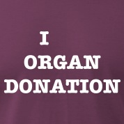 i-love-organ-donation-T-Shirts